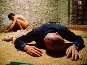 Маттео Гаронне «Первая любовь» - фильм про анорексию