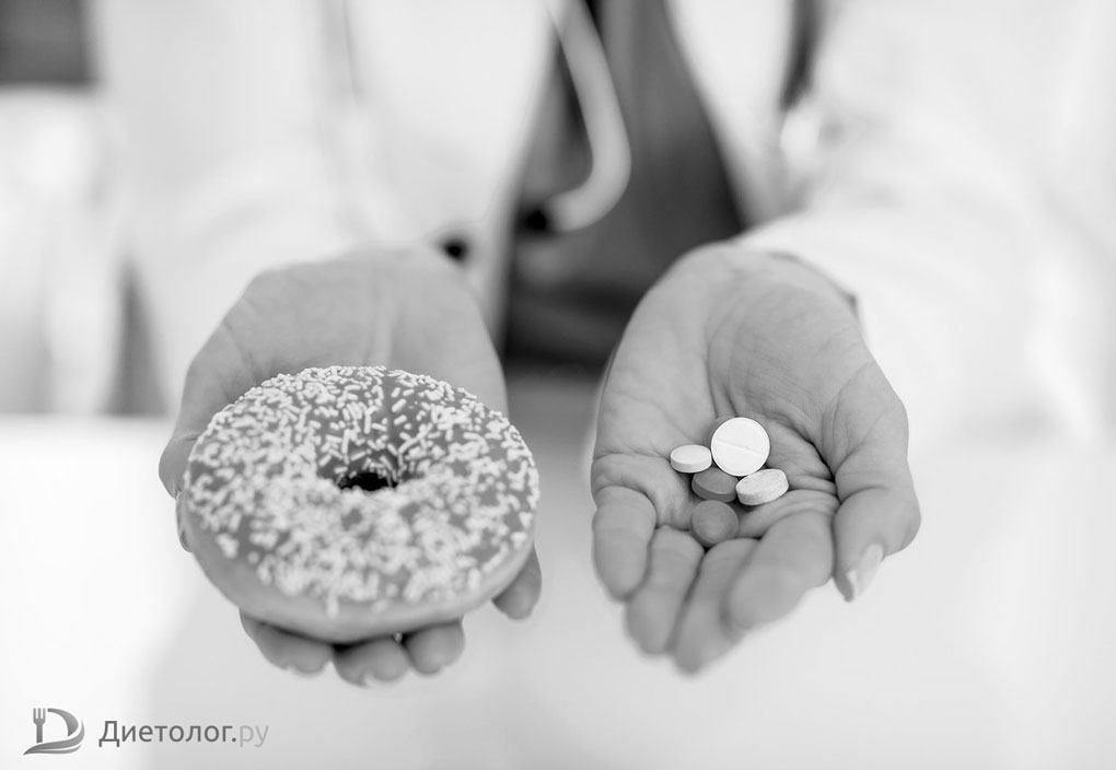 Препараты для сброса веса
