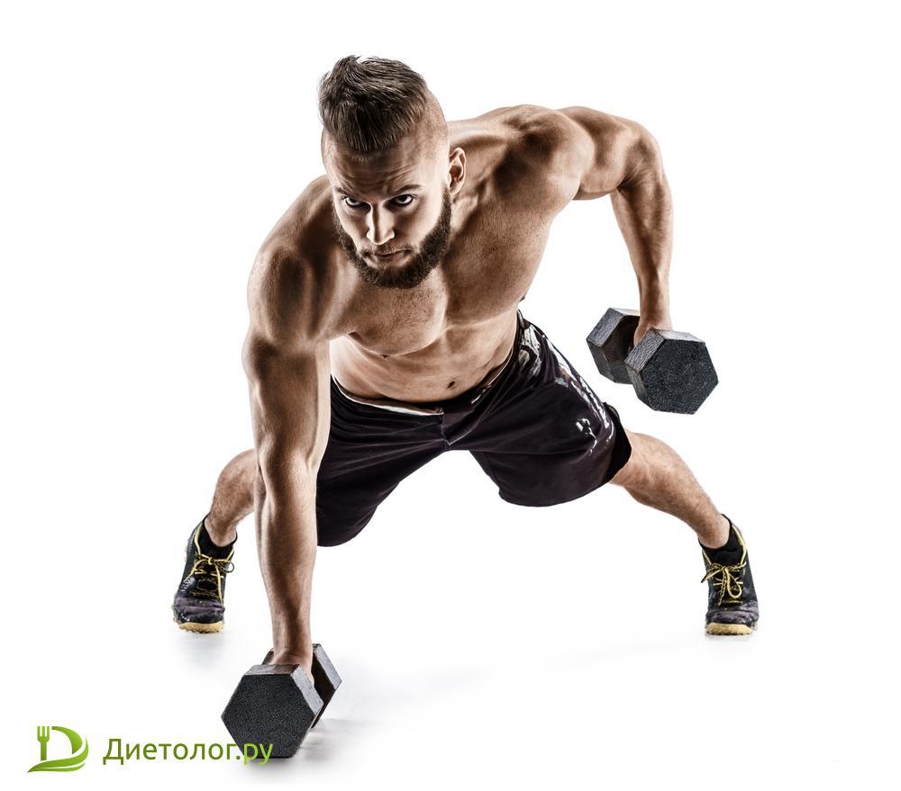 похудеть мужчине упражнения
