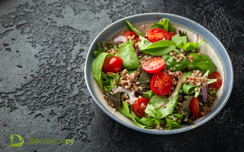 Гречневая диета на 7 дней