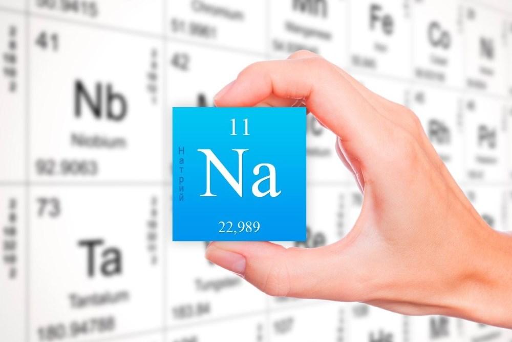 Влияние натрия и калия на организм человека