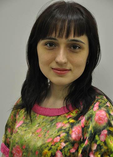 Герасимова Наталия Валерьевна