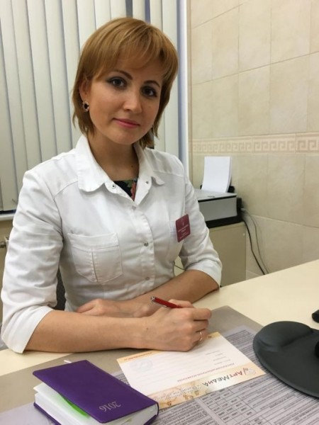 Ибрагимова Эльмира Мюнировна