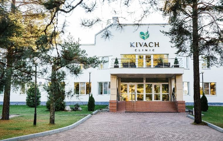 Детокс санаторий Клиника «Кивач», Карелия